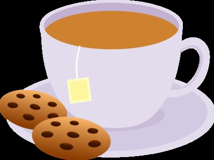440x330 55 Biscuit Tea Cups, 127 Best Tea Party Games Images
