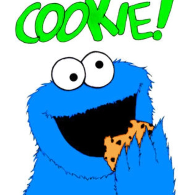 640x640 8 Best Party Planner Images On Cookie Monster, Sesame