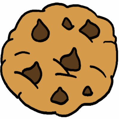 400x400 Chocolate Chip Cookie Clipart Clipart Panda