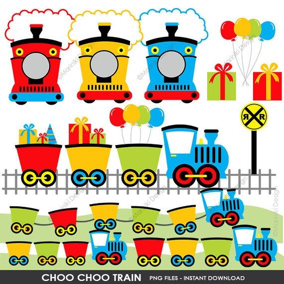 570x570 Choo Choo Train Clipart, Cute Train Clip Art, Train Transportation