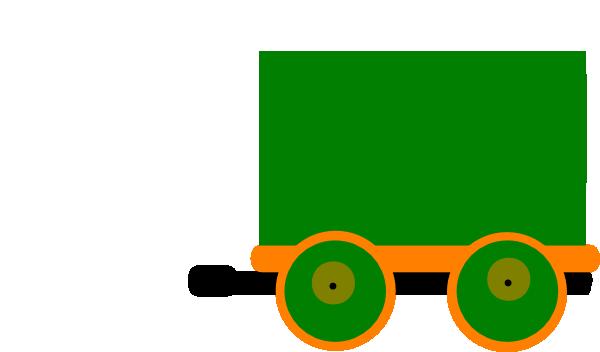 600x352 Train Outline