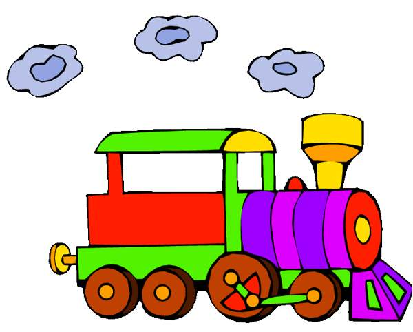 600x482 Train Free To Use Clipart