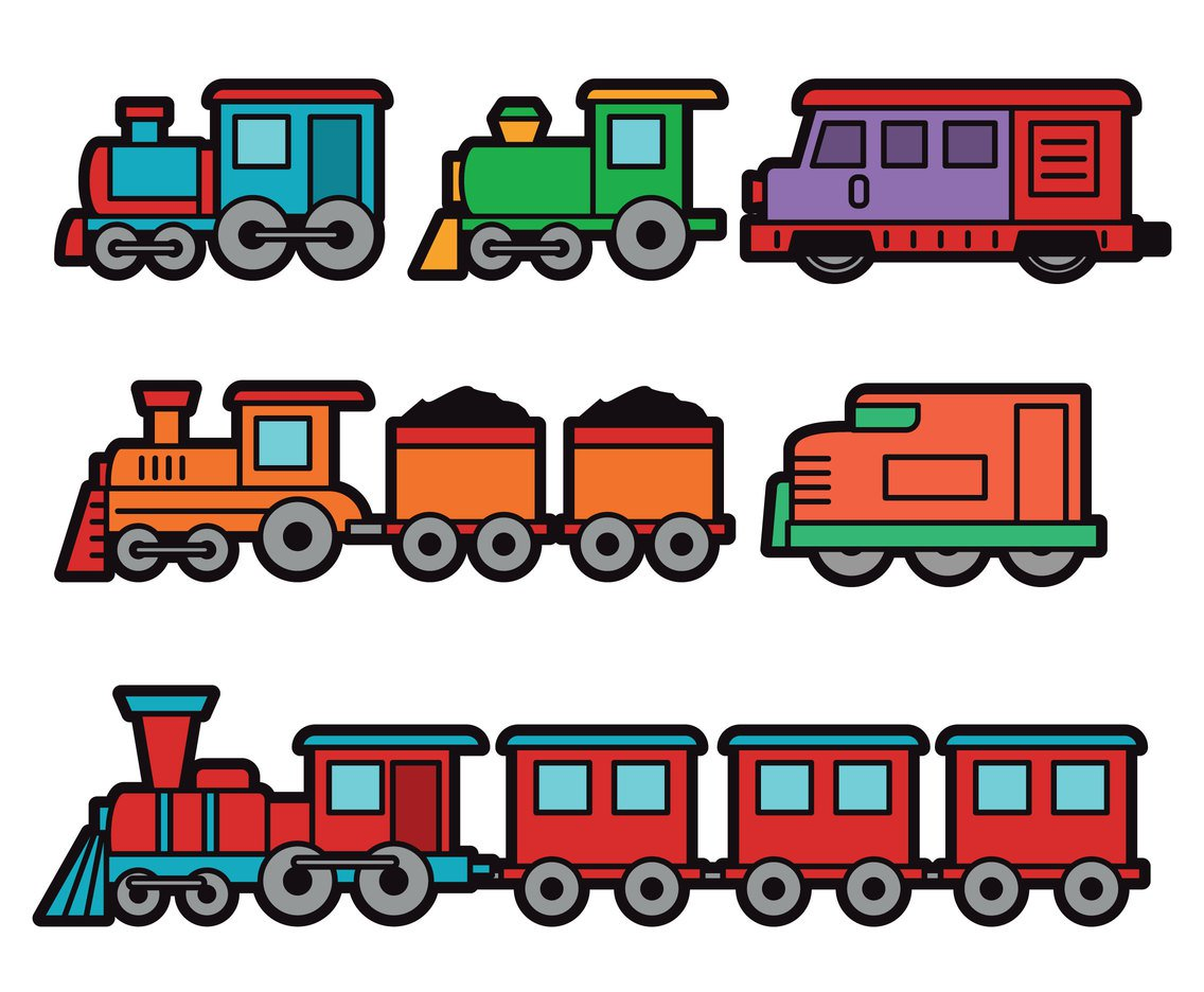 Choo Choo Train Clipart at GetDrawings | Free download