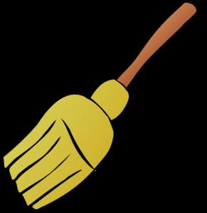 291x299 Chore Sweep Kitchen Clip Art