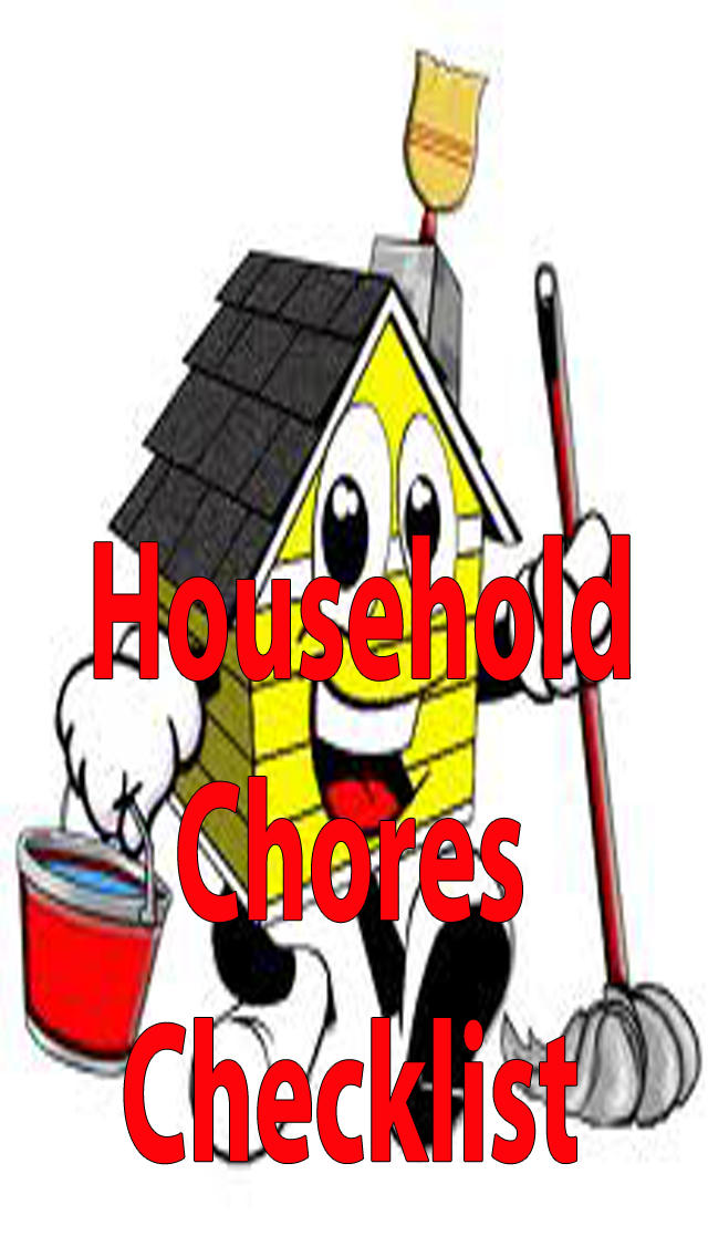 640x1136 Collection Of Household Chores Clipart Free High Quality