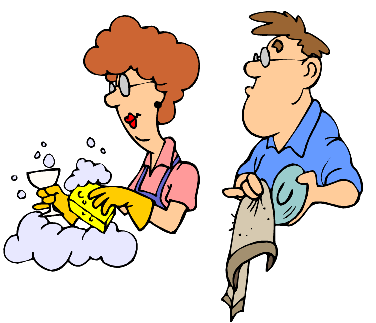 750x644 Image Of Chore Chart Clipart