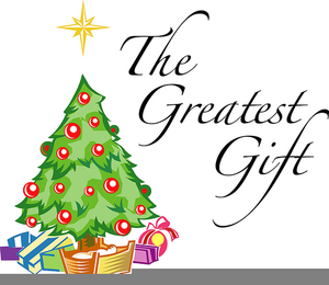300x260 Christian Christmas Clipart Free Images