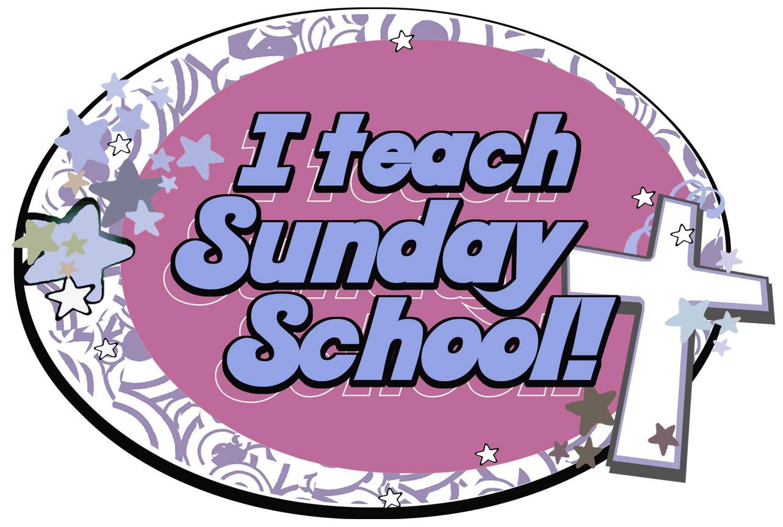 1283x864 Sunday School Clipart