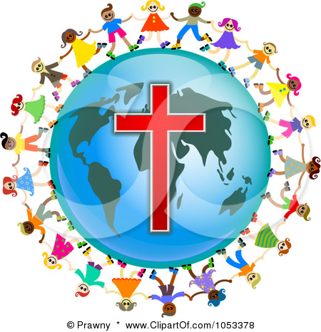 450x466 Religious Clipart Children