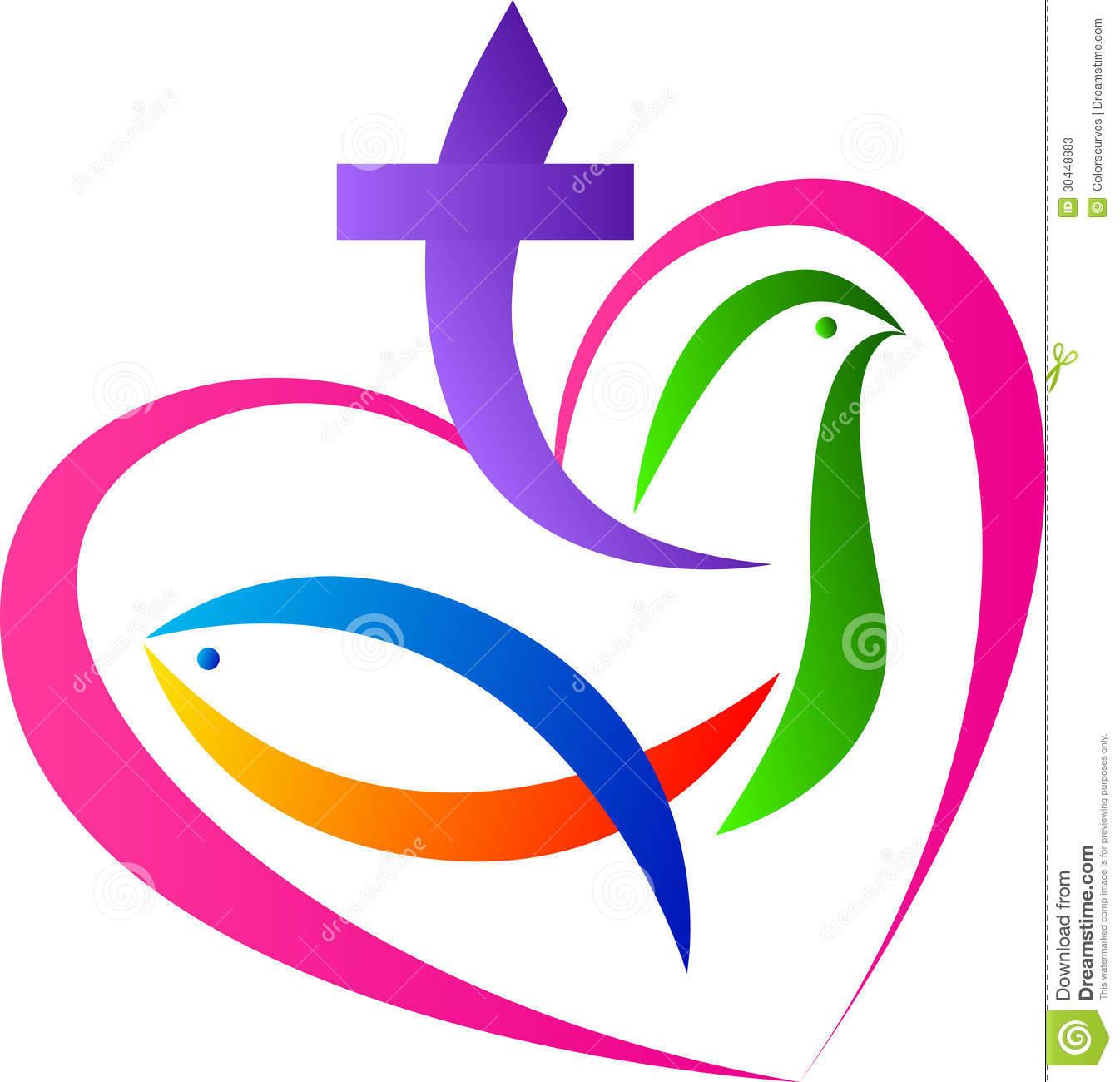 1346x1300 Clip Art Of Religious Symbols Clipart