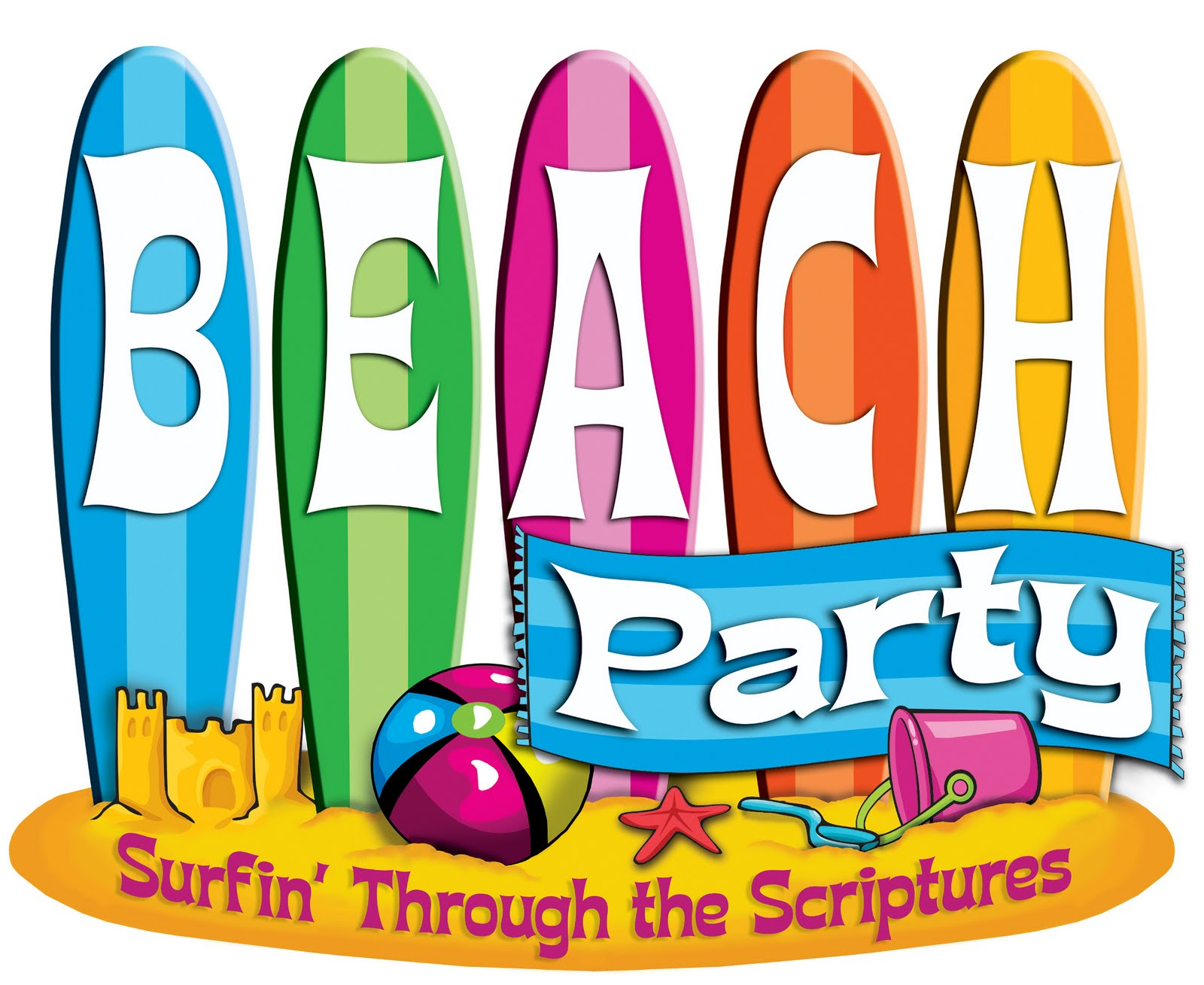 1600x1309 Music For Maniacs Hey! It's A Christian Children's Beach Party!