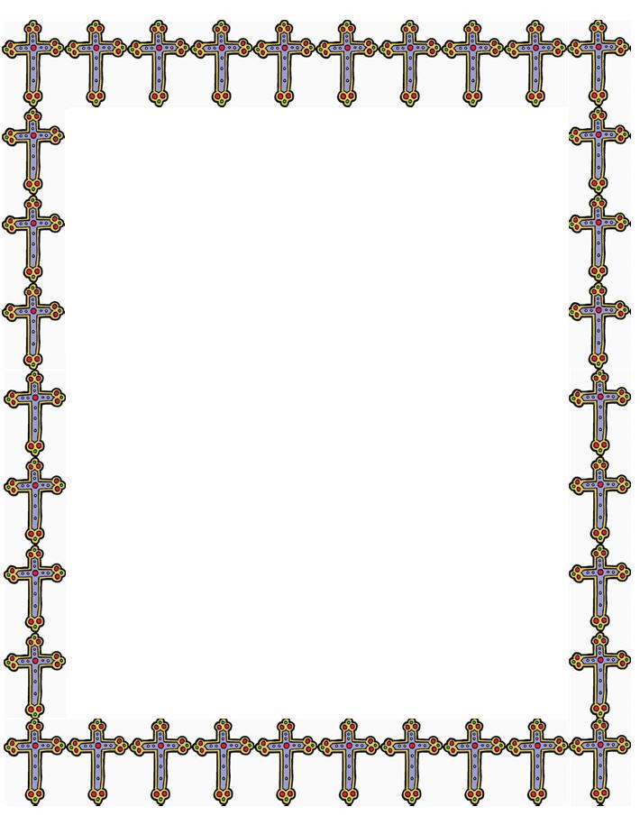 710x915 Sweetlooking Free Religious Clip Art Borders Printable Christian