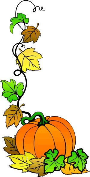 Christian Thanksgiving Clipart