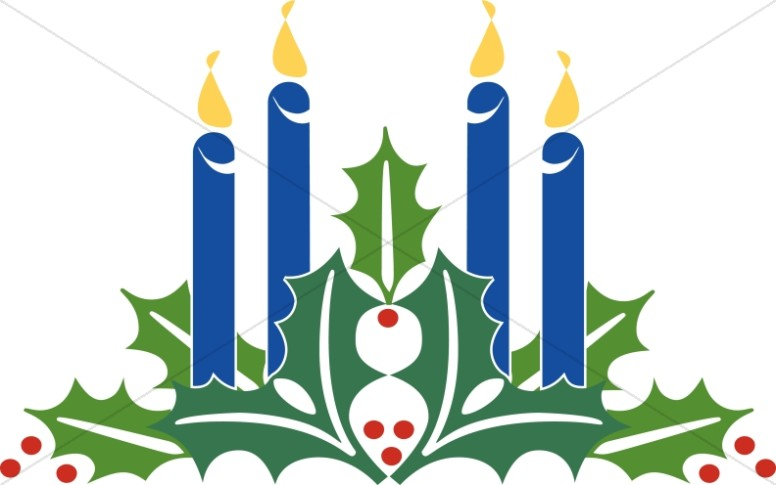 776x485 Advent Candles Clipart Christmas Advent Clipart