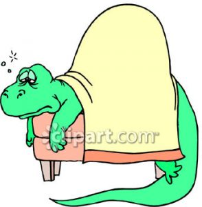 294x300 Sick Animal Clipart Sick Dinosaur Royalty Free Clip Art Image