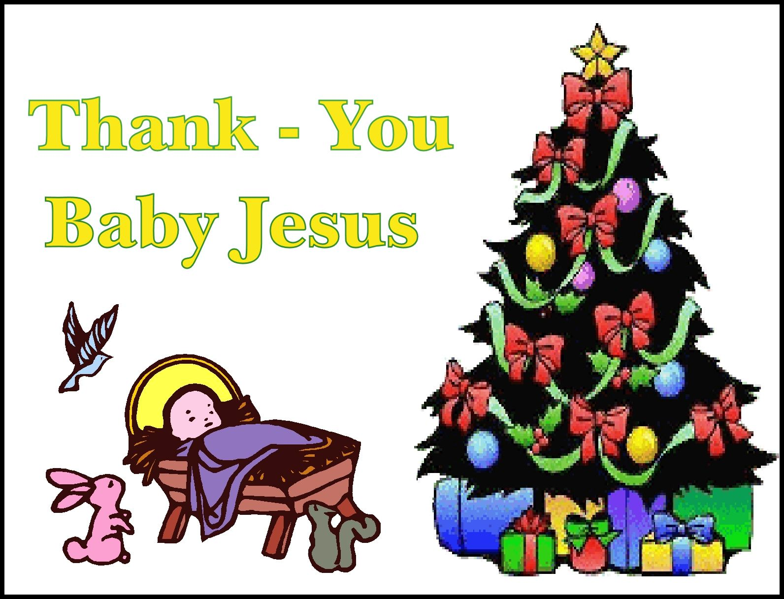 1592x1217 Christmas Rubies In My Treasure Box Thank You Baby Jesus