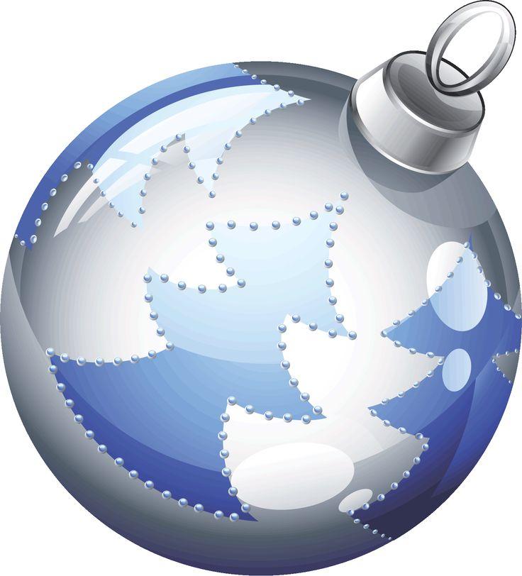 Christmas Ball Clipart