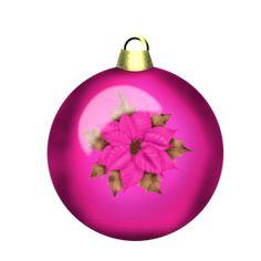 236x236 Hanging Christmas Balls PNG Clip Art Image Clipart