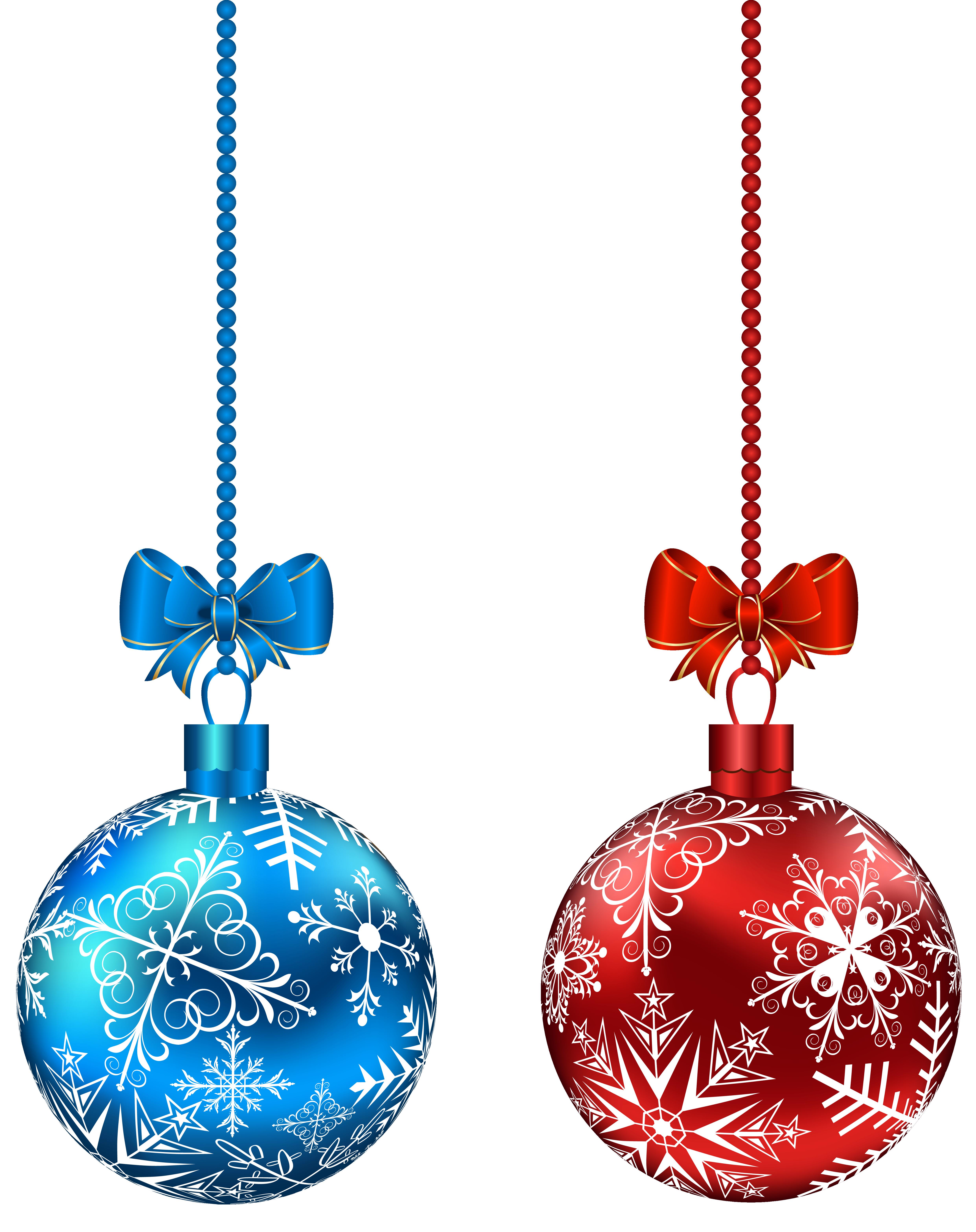 Christmas Ball Ornaments Clipart at GetDrawings | Free ...