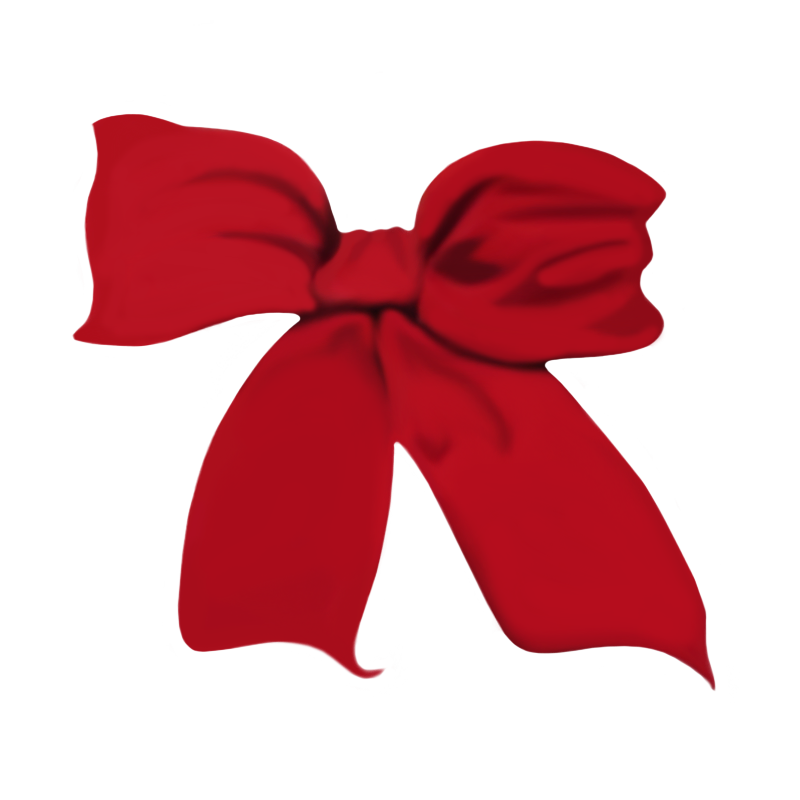 800x800 A Red Christmas Bow Img 2731 By Wdwparksgal Stock