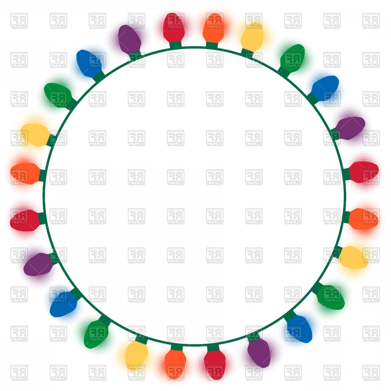 1440x1440 Christmas Lights Clip Art Vector Createmepink