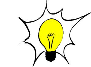 298x222 Free Clipart Light Bulb Collection