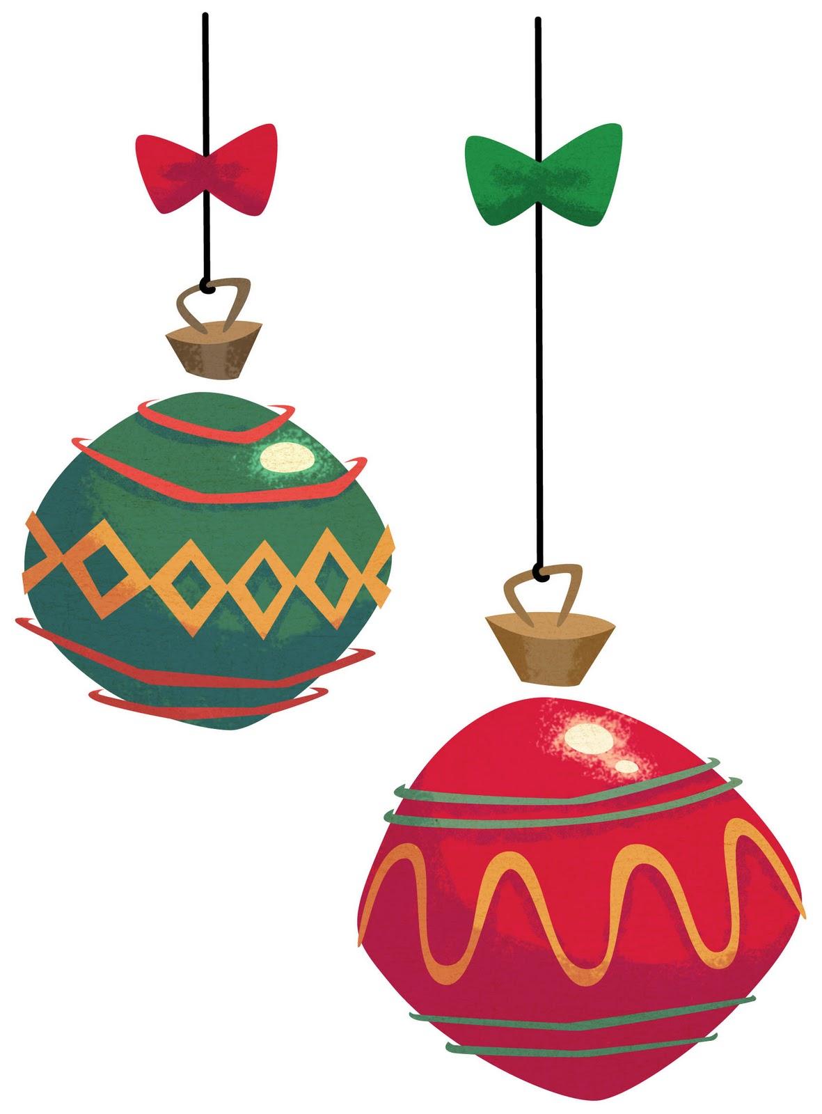 Christmas Bulb Clipart At GetDrawings