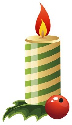 236x411 Christmas Candles Transparent Png Clip Art