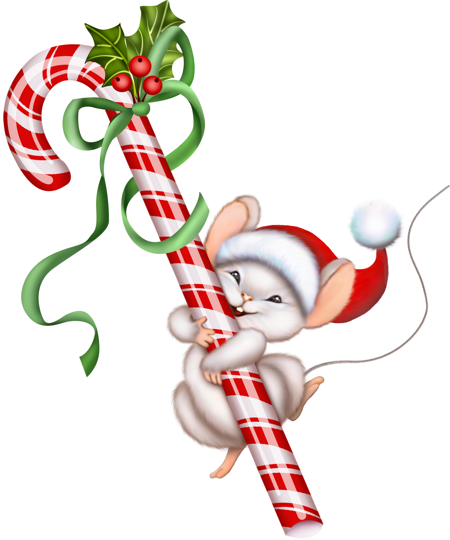 1700x2038 Christmas Candy Cane And Mouse Png Clipartu200b Gallery Yopriceville