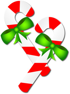 225x300 Free Candy Cane Clipart Clipart 5