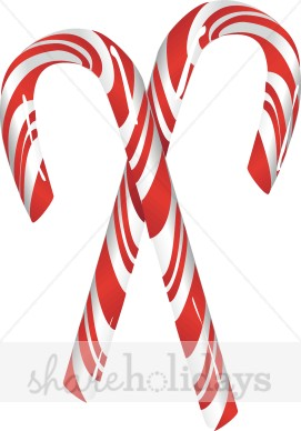 271x388 Candy Cane Clip Art Christmas Clipart