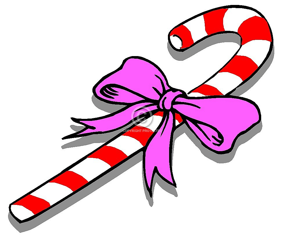 981x819 Candy Cane Clipart