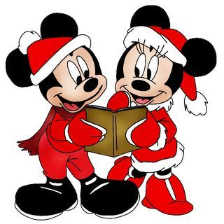 320x320 45 Best Disney Christmas Cards Images