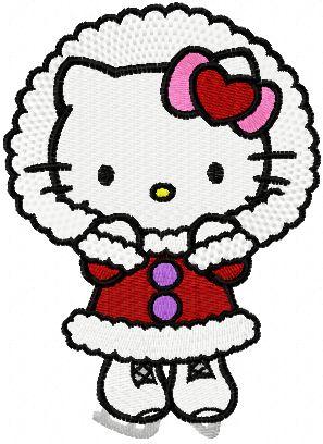 297x408 Hello Kitty Christmas Clipart 101 Clip Art