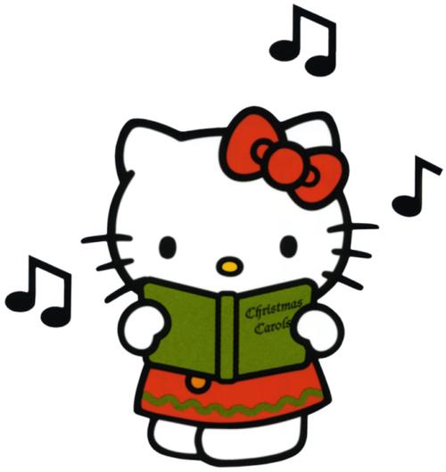 500x529 Hello Kitty Christmas Clipart Hello Kitty Christmas Christmas