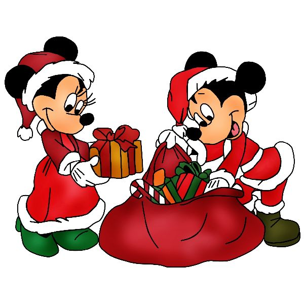 Christmas Characters Clipart at GetDrawings | Free download