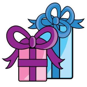 300x300 Free Free Gifts Clip Art Image 0515 0911 2122 3830 Christmas Clipart