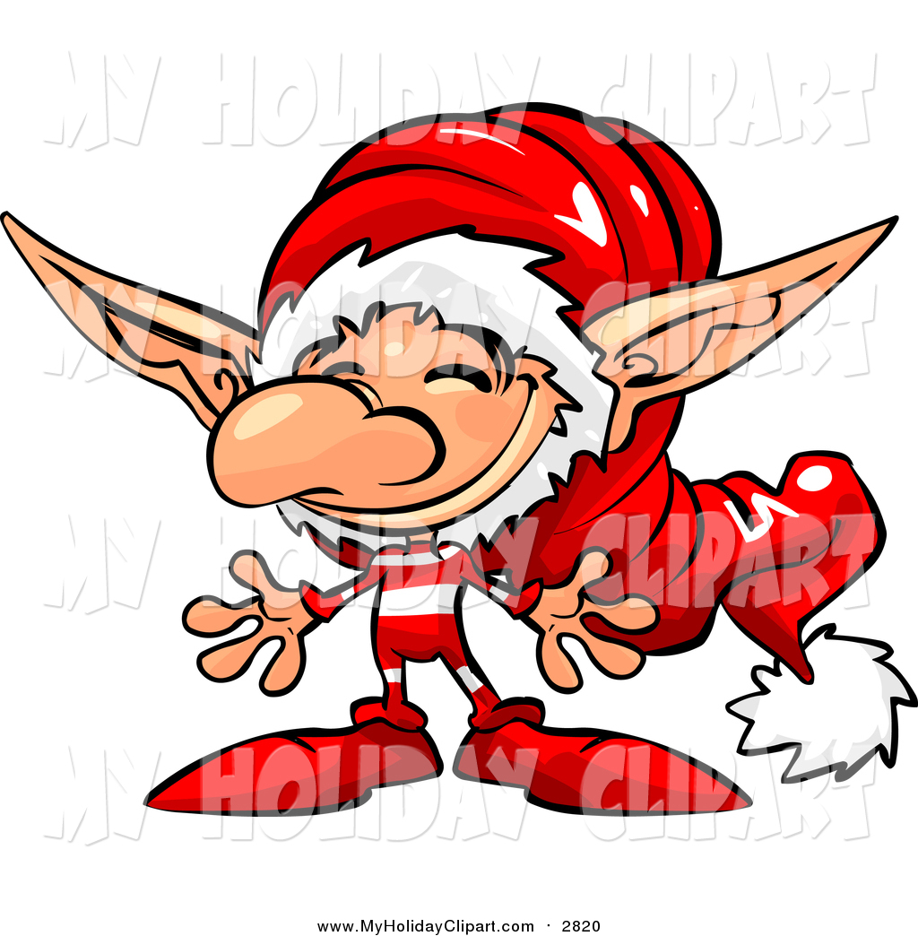 1024x1044 Free Holiday Elf Clipart