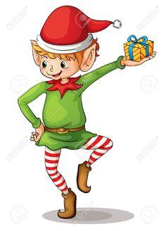 236x328 Baking Clipart Elf