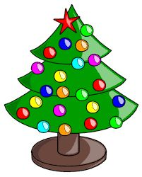 201x250 Christmas Tree In Snow Clipart, Photo, Images, And Cartoon