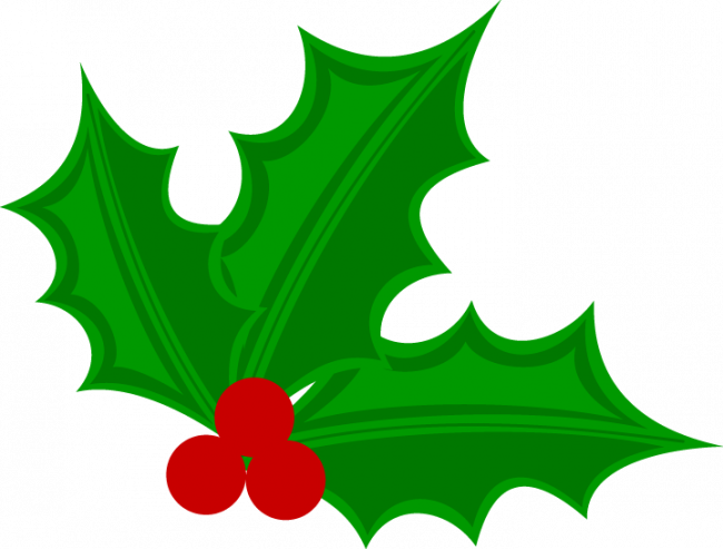 650x493 Christmas Holly Clipart Christmas Holly Clipart Nice Coloring