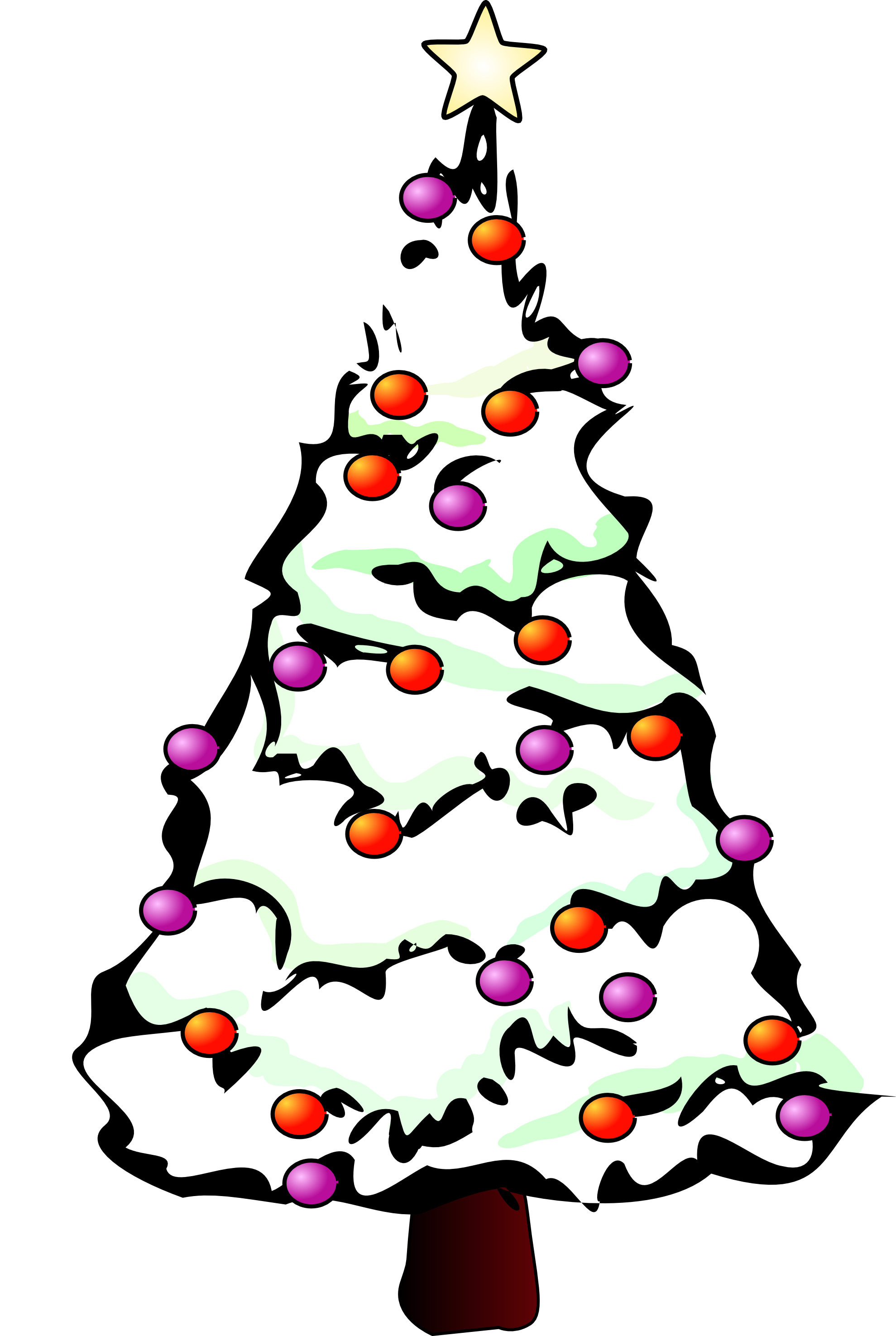 Christmas Clipart Merry Christmas