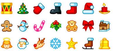390x176 Small Christmas Clip Art Fun For Christmas