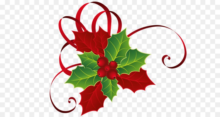 900x480 Mistletoe Christmas Clip Art