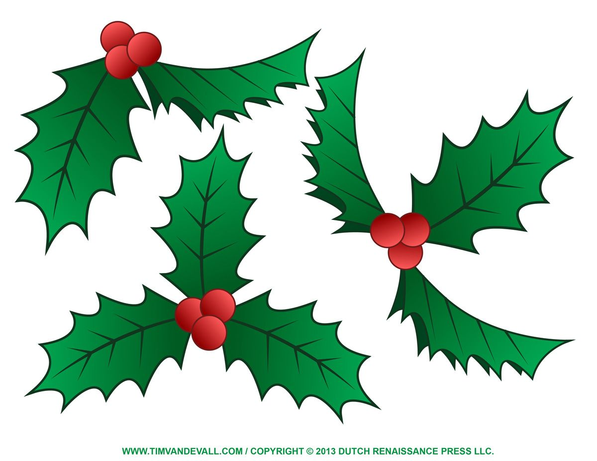 1200x927 Mistletoe Clip Art Free Holly Clip Art Border And Christmas