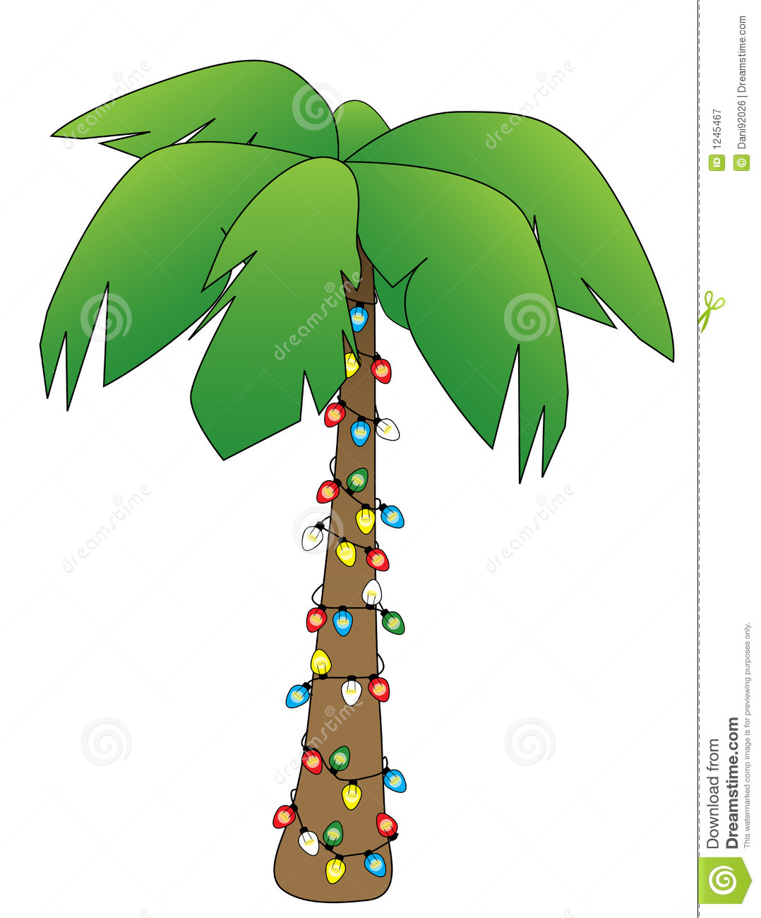 1078x1300 Christmas Palm Trees Svg Cuttable Designs Clip Art Tree