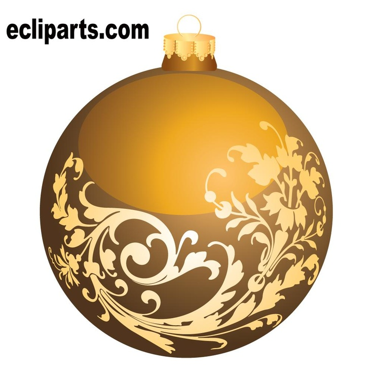Christmas Clipart To Color