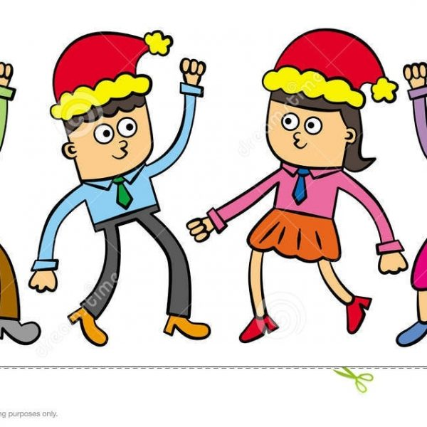 600x600 Staff Clipart Christmas Party Pencil And In Color Staff Clipart