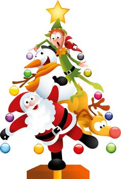 236x350 Christmas Reindeer, Clip Art Navidad Clip Art