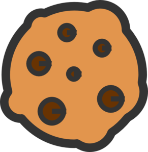 291x298 Marvellous Clipart Cookies Chocolate Chip Cookie Clip Art At Clker